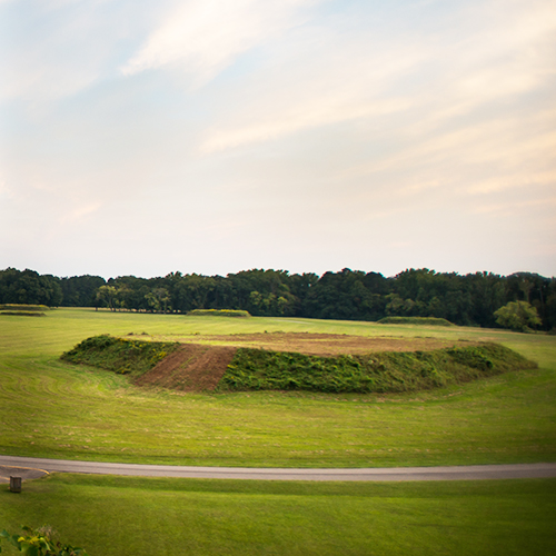 Moundville Archaeological Park, Moundville, Alabama